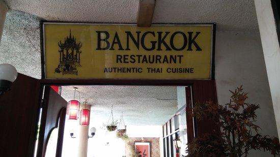 Bangkok Chinese Restaurant