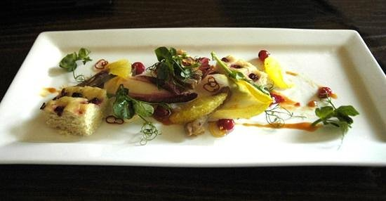 Martha and Vincent's: Duck