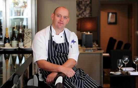 Martha and Vincent's: Trevor Hambley (Chef-Patron)