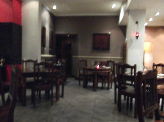 rivage: Inside Restaurant