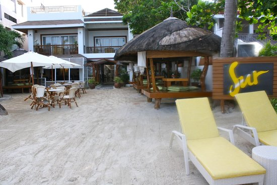 Sur Beach Resort Beachfront