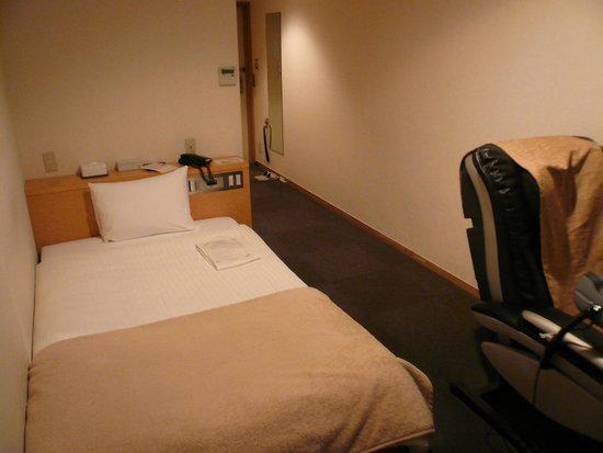 B&B Park Hotel Kagoshima Annex: マッサージチェアあり