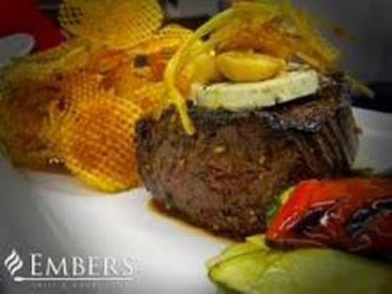 Embers Grill & Smokehouse: STEAK
