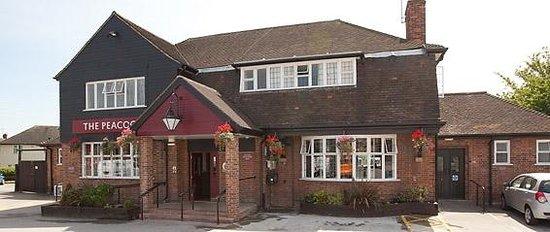 The Peacock  pub clifton nottingham