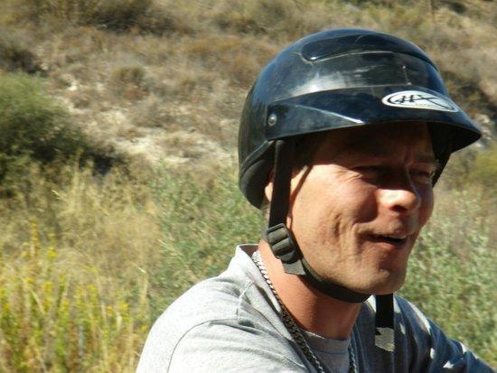 La Mariposa Restaurant : Squad biking