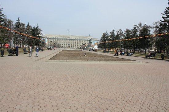 Сквер Кирова