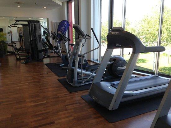 Hilton Garden Inn Stuttgart NeckarPark: Fitness