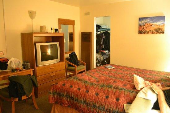 Inca Inn : Our room