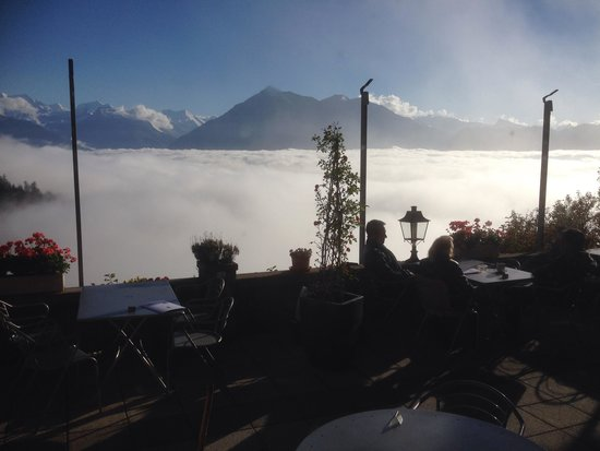 Heiligenschwendi, Suiza: Perfekt
