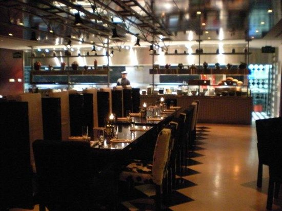 Gaucho Grill: Inside the restaurant