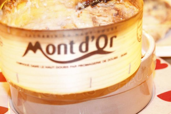 Fromage mont dor photo de la grange besan on tripadvisor - Restaurant la grange besancon ...