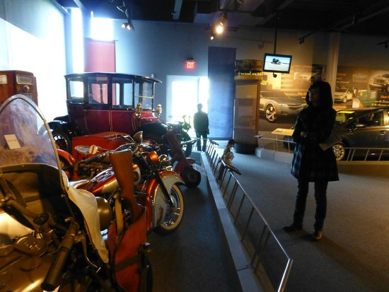 America On Wheels Museum: Some of the antiques