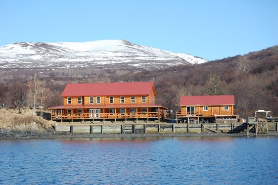 Alaska's Kodiak Island Resort: Sring Time at the Lodge