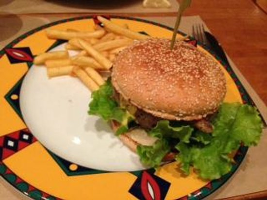 Mexicali: All American Burger