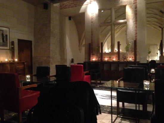 Hotel Stary: lobby