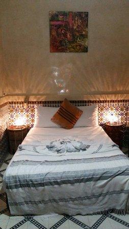 Riad Dar Ftouma : Chambre étage 1