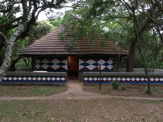 Gooderson DumaZulu Lodge and Traditional Zulu Village: Notre case