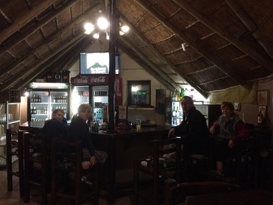 Gooderson DumaZulu Lodge and Traditional Zulu Village: Le bar