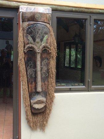 Gooderson DumaZulu Lodge and Traditional Zulu Village: Détail