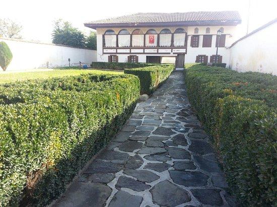 The Museum of Yenisehir Semaki House