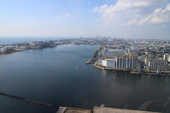 Chiba Port Tower: 展望