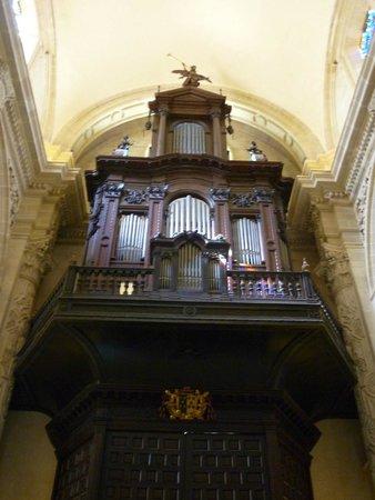 Iglesia Colegial del Salvador: Iglesia del San Salvador