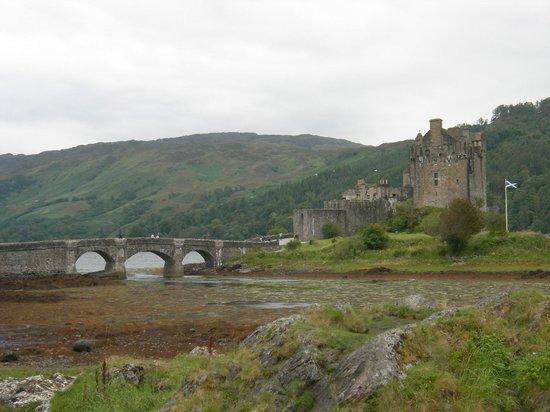 Dornie Hotel : Eilean Donan Castle