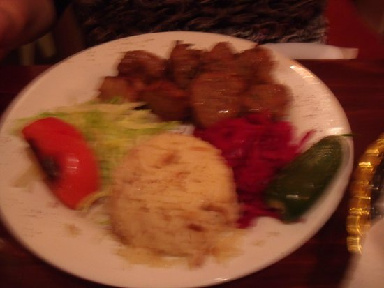 Lamb shish picture of akdeniz new york city tripadvisor for Akdeniz turkish cuisine nyc