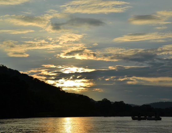 Coracle Ride: Sunset @ Cauvery