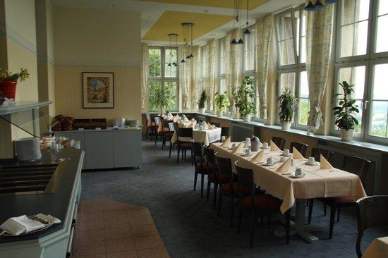Weinberghotel Edelacker: Frühstücksraum
