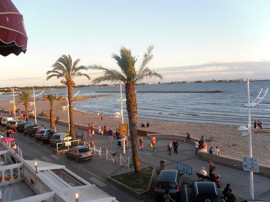 H tel de la plage le grau du roi france voir les for Hotels grau du roi