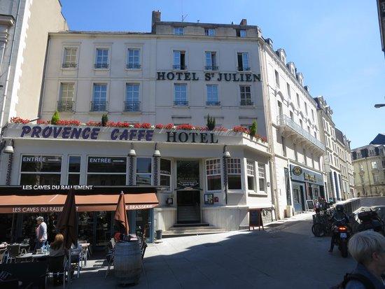 Hotel Saint Julien: Hotelansicht