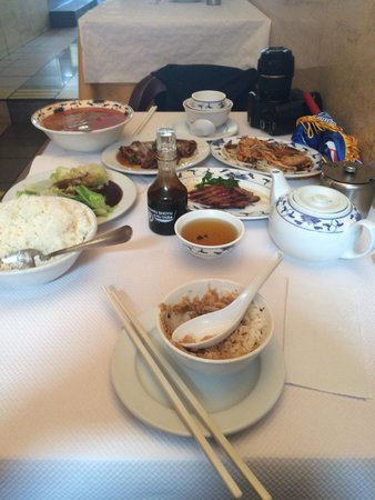 Lunch Picture Of Chao Chow City Brussels Tripadvisor