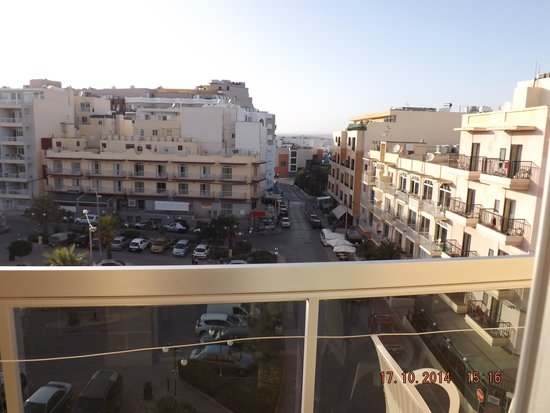 Mavina Holiday Complex: view from our balcony