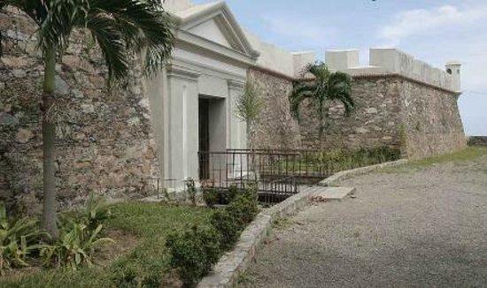 La Guaira, Βενεζουέλα: Castillo San Carlos