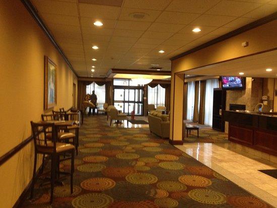 Best Western Plus Lockport Hotel: Best Western - lobby