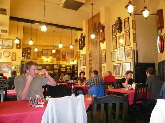 Restaurant U Jindrisske Veze : U Jindrisske Veze