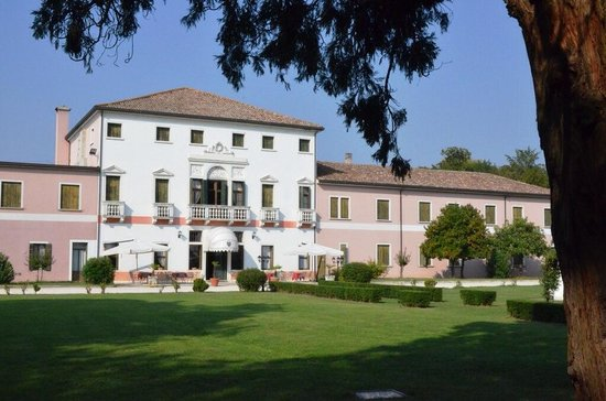 Hotel Villa Marcello Giustinian MoglianoVeneto Italy