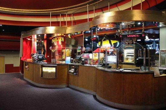 Regal Redruth Cinema & Theatre: Re-furbished Kiosk