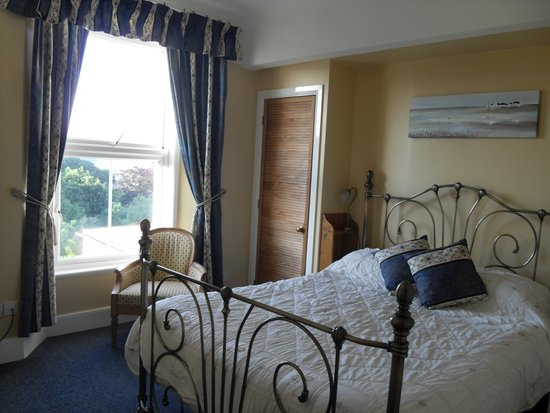 Melvill House: Double room