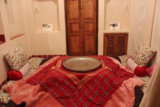 Persian Korsi Picture Of Iranian House Kashan Tripadvisor