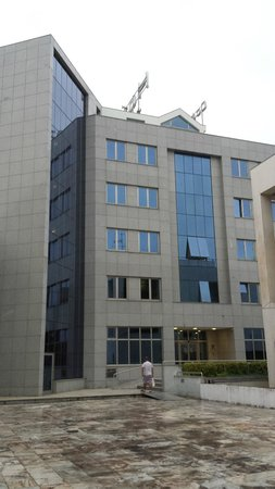 Hotel Conde de Agueda: Hotel