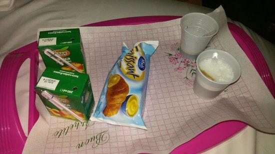 Caput Mundi : questa è la colazione ... senza parole