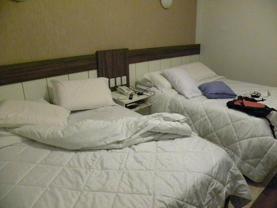 Hotel Nacional Inn Foz do Iguacu: Quarto muito confortável