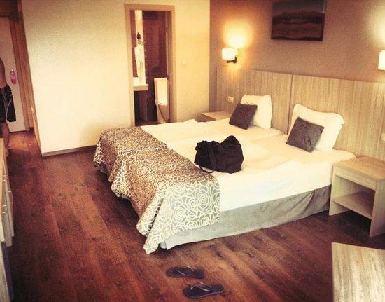 Hotel Slavey : Room