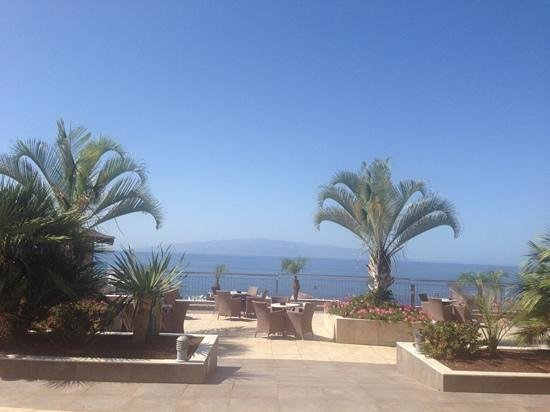 Holiday Village Tenerife : view from the terrace