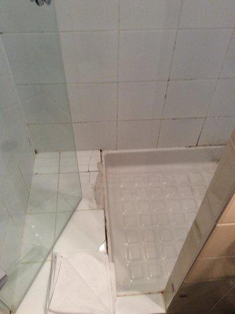 Hotel Newton Opera: bagno