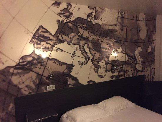 Hôtel Vivaldi: Chambre 204