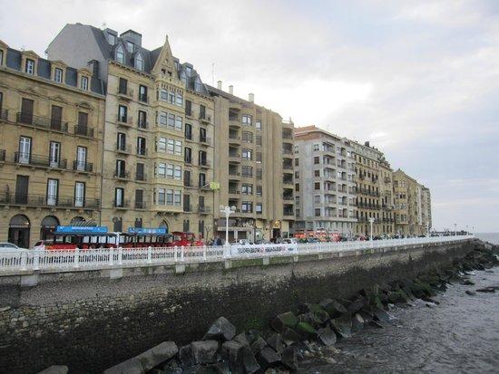 Hotel De Londres San Sebastian Tripadvisor