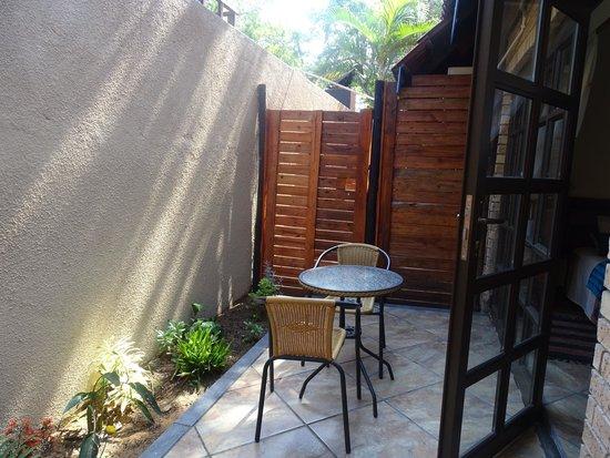 Zulani Guest House: terrasse